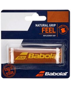 GRIP BABOLAT NATURAL GRIP 670063 131 MARRON