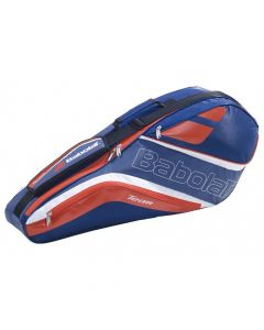 Sac Babolat RHX4 bad Team line 330 2020 bleu et rouge 757006