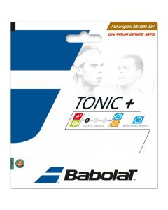 CORDAGE TENNIS BABOLAT TONIC PLUS LONGEVITY