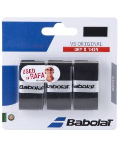 SURGRIP BABOLAT VS ORIGINAL x3 653040 105 NOIR