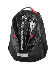 SAC A DOS PRO KENNEX AYBG1602 NOIR/ROUGE