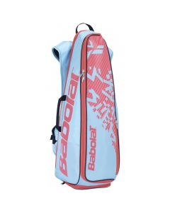SAC BADMINTON BACKRACQ 757004 329 BLEU ROSE