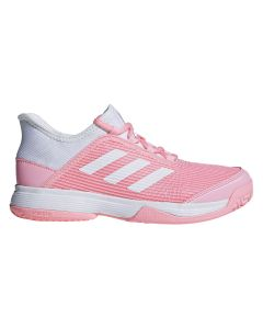 CHAUSSURES DE TENNIS JUNIOR ADIDAS CLUB BD8040 ROSE