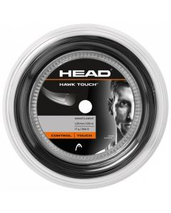 CORDAGE DE TENNIS HEAD HAWK TOUCH BOBINE 120M