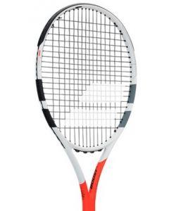 Raquette de Tennis Babolat Strike Gamer Non Cordée 101287 Blanc/Rouge