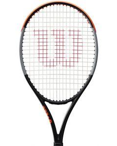 RAQUETTE DE TENNIS WILSON BURN 100LS V4.0 (280g) WR044910 CORDEE