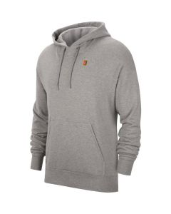 SWEAT A CAPUCHE HOMME NIKE COURT BV0760 063 GRIS