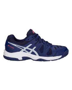 Chaussure de Tennis Junior Asics Gel Game 5 GS C502Y 400 bleu