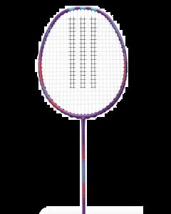 MA0063 Raquette de Badminton Adidas Spieler E Aktiv Strung 4U with Racket Sack