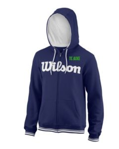 VESTE ZIPPE JUNIOR WILSON TEAM SCRIPT FZ TC AIXE