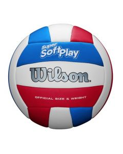 BALLON VOLLEYBALL WILSON SUPER SOFT PLAY