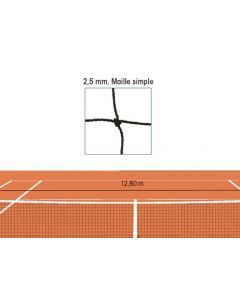 FILET DE TENNIS 2.5mm MAILLE 45mm  FT101