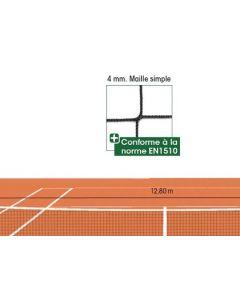 FILET DE TENNIS 4mm MAILLE 45mm SANS NOEUDS