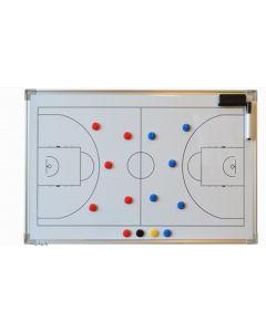 TABLEAU TACTIQUE BASKET 60X90CM 063360