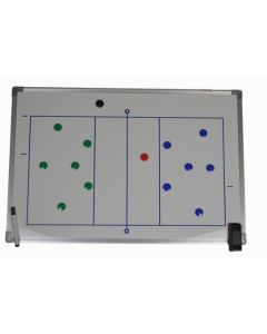 TABLEAU TACTIQUE VOLLEY 90 X 60 CM 063402