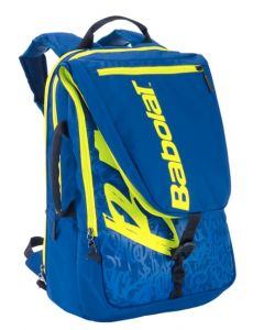 SAC A DOS BABOLAT TOURNAMENT 757008 365 BLEU JAUNE