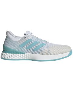 CHAUSSURES HOMME ADIDAS UBERSONIC 3M CG6376 BLANC