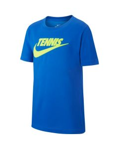 TEE SHIRT NIKE JUNIOR GRAPHIC CJ7758 010 NOIR