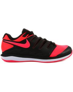CHAUSSURES DE TENNIS JUNIOR NIKE AIR ZOOM VAPOR X CLAY AA8021 006 NOIR/ROUGE