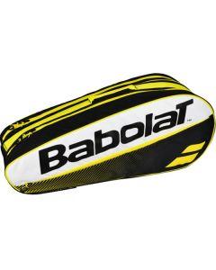 SAC BABOLAT CLUB 6 RAQUETTES 751173 113 JAUNE