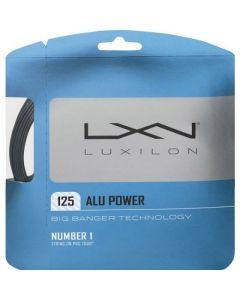 CORDAGE DE TENNIS LUXILON BIG BANGER ALU POWER GARNITURE 12M