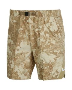 SHORT HOMME NIKE COURT FLEX SLAM CV2519 297 BEIGE