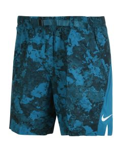 SHORT HOMME NIKE COURT FLEX SLAM CV2519 301 BLEU