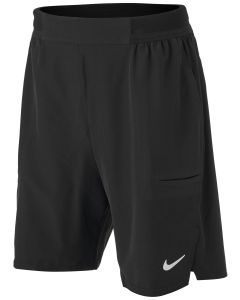 SHORT HOMME NIKE COURT FLEX ADVANTAGE CW5944 010 NOIR