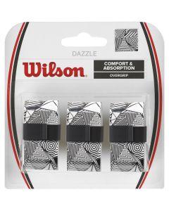 SURGRIP WILSON DAZZLE OVERGRIP x3 WR8404401