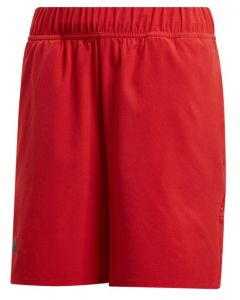 SHORT JUNIOR ADIDAS BARICADE DH2786 ROUGE