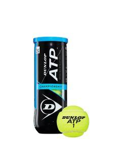 BALLES DUNLOP ATP TUBE DE 3 BALLES