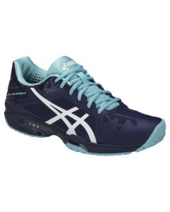 CHAUSSURES ASICS FEMME GEL SOLUTION SPEED 3 E650N 4901 bleu