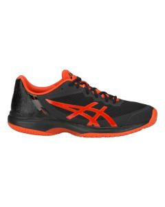 CHAUSSURES DE TENNIS HOMME ASICS GEL COURT SPEED E800N 011 NOIR/ORANGE