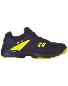 CHAUSSURES JUNIOR YONEX PC ECLIPSION 2 SHTELS2JEX BLEU JAUNE