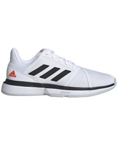 CHAUSSURES DE TENNIS HOMME ADIDAS COURTJAM BOUNCE EE4320 BLANC