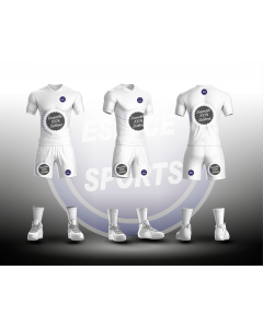 ENSEMBLE DE HANDBALL JUNIOR 100% SUBLIME ESPACE SPORTS GAMME SILVER SHORT+MAILLOT