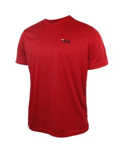 TEE SHIRT FILA CLUB JUNIOR FJL141003 500 ROUGE