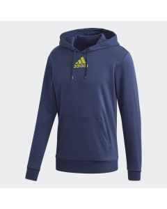 SWEAT A CAPUCHE ADIDAS HOMME TENNIS CAT GRAPH TECIND FM1190 BLEU