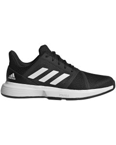 CHAUSSURES HOMME ADIDAS COURTJAM BOUNCE FU8103 NOIR