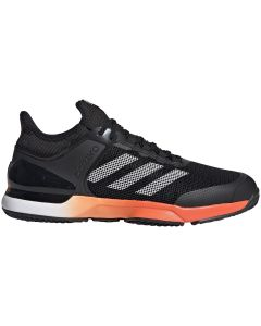 CHAUSSURES HOMME ADIDAS ADIZERO UBERSONIC 2 CLAY FV1458 NOIR