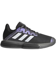 CHAUSSURES HOMME ADIDAS SOLEMATCH BOUNCE CLAY FX1736 NOIR