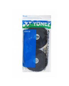 SURGRIP YONEX SUPER GRAP AC102EX-30 LOT DE 30 NOIR