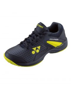 CHAUSSURES DE TENNIS JUNIOR YONEX POWER CUSHION ECLIPSION 2 SHTELS2JEX BELU/JAUNE