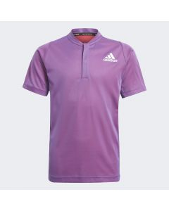 POLO JUNIOR ADIDAS RG GK8164 VIOLET