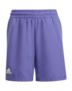 SHORT JUNIOR ADIDAS CLUB GK8173 VIOLET