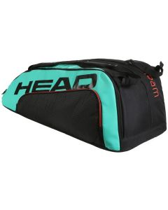 THERMOBAG HEAD TOUR TEAM GRAVITY 12R MONSTERCOMBI 283130 NOIR/TURQUOISE