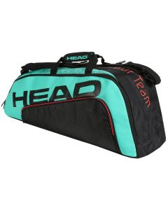 THERMOBAG HEAD TOUR TEAM GRAVITY 6R COMBI 283150 NOIR/TURQUOISE