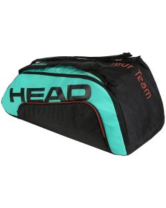 THERMOBAG HEAD TOUR TEAM GRAVITY 9R SUPERCOMBI 283140 NOIR/TURQUOISE