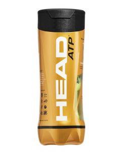 BALLES HEAD ATP TUBE DE 3 BALLES 570703