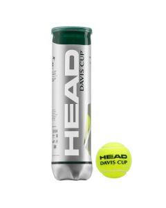 BALLES DE TENNIS HEAD DAVIS CUP